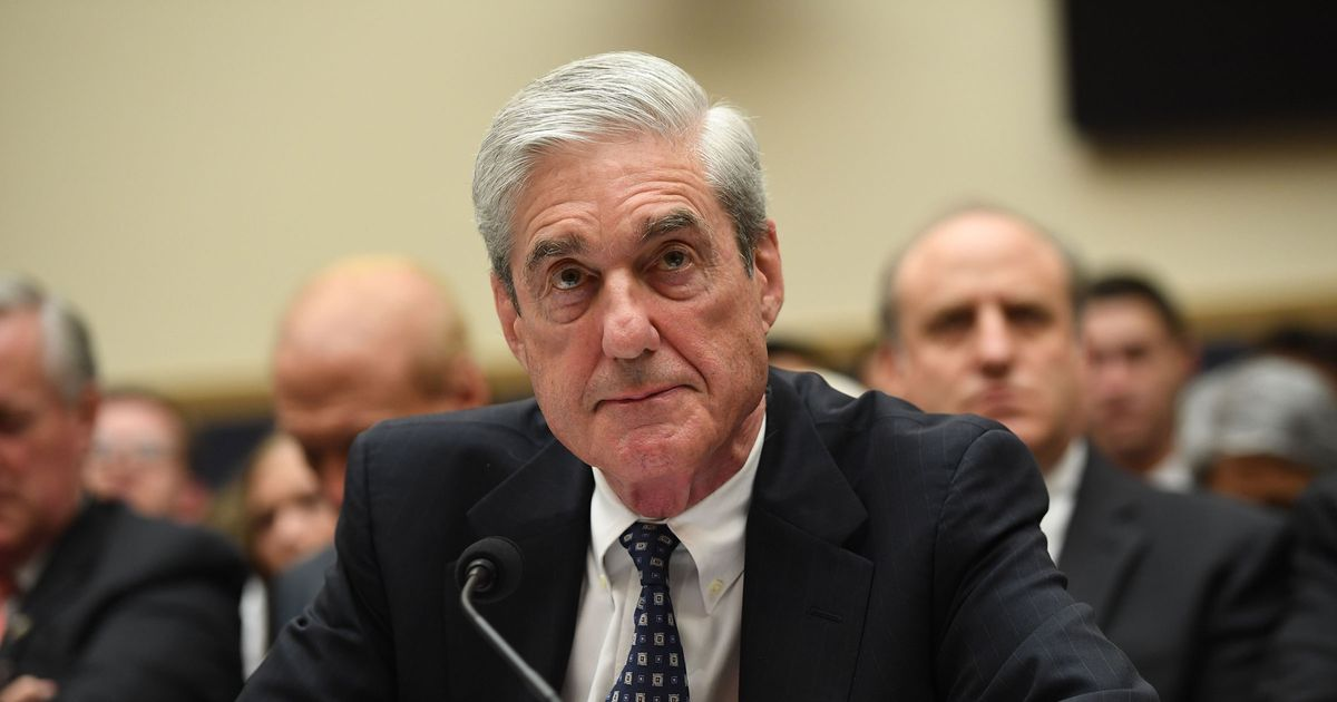Mueller Defuses His 'Bombshell' Comment on Obstruction
