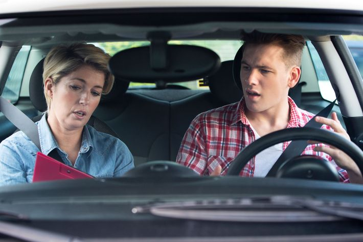 The crucial bonding experience that is driving lessons