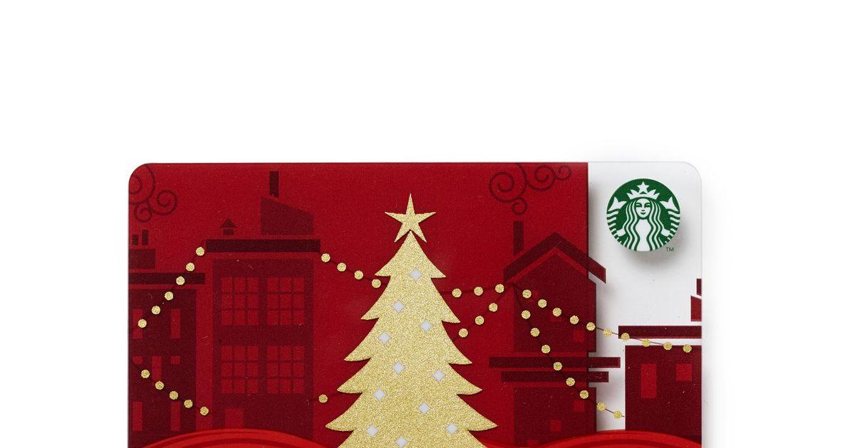 desperate shoppers will buy 2 million starbucks gift cards on christmas eve