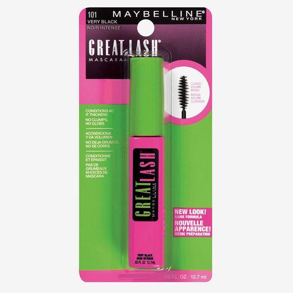 Maybelline New York Great Lash Washable Mascara Makeup