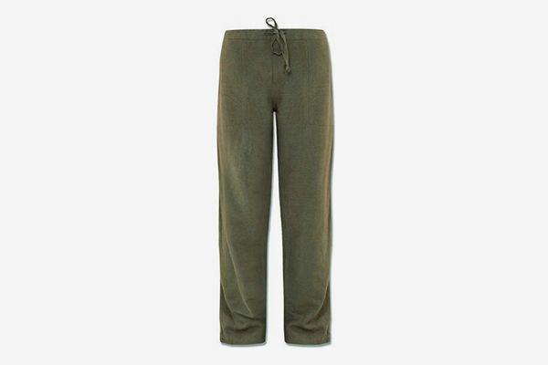 Soulflower Men's Hemp Yoga Pants