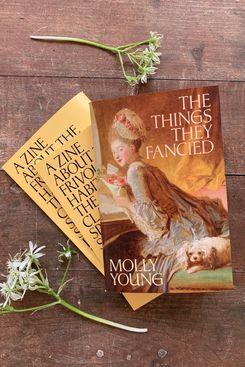«Les choses qu'ils ont imaginées», par Molly Young