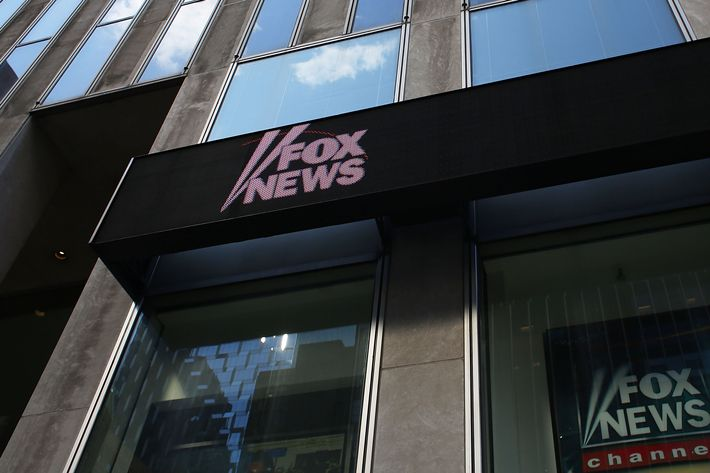 Fox's Black Workers Say Bosses Made Them Arm Wrestle White Colleagues