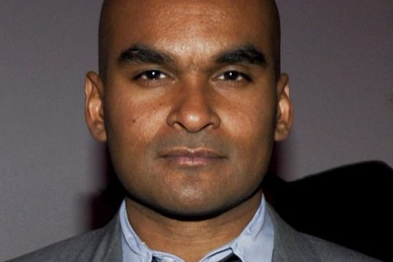 Reihan Salam THE HUGO BOSS PRIZE Annual Party 2010 Solomon R. Guggenheim Museum, NY==November 04, 2010.