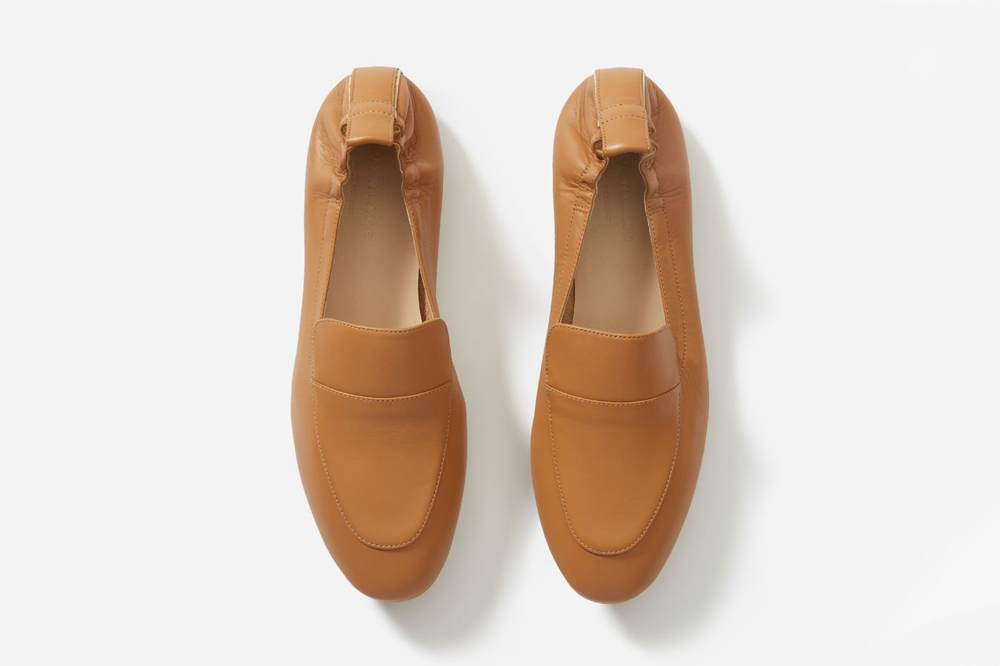 The Day Loafer in Caramel