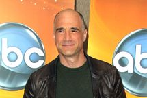 """Actor Elias Koteas attends the Disney ABC Television Group Host """"May Press Junket 2011"""" at ABC Studios on May 14, 2011 in Burbank, California."""