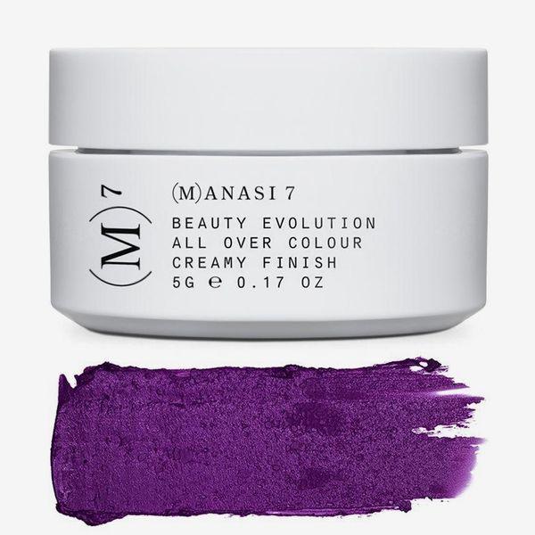 Mansai 7 All Over Color Creamy Finish in Heliotrope