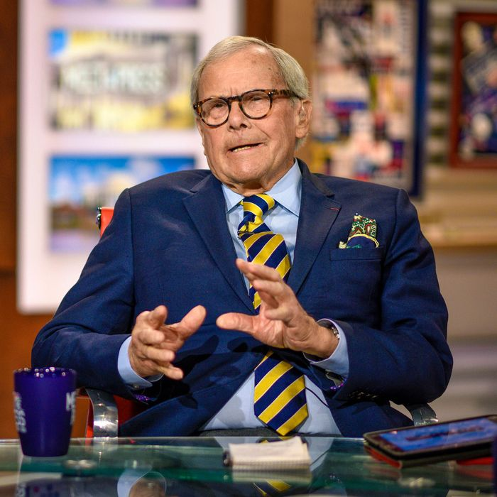 Tom Brokaw on 'Meet the Press,' January 27, 2019.