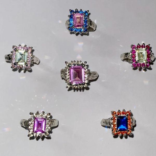 MGN Jewellery Socialite Ring