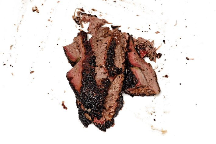 BrisketTown's brisket.