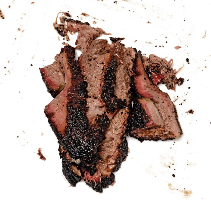 Save the brisket.