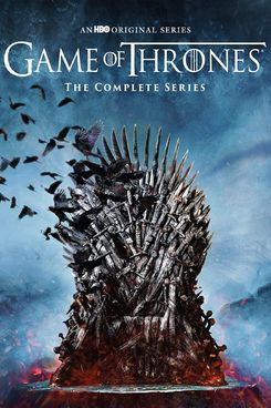 'Game of Thrones: The Complete Series' (DVD)