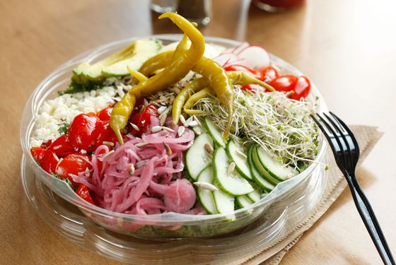 California Kale Salad.