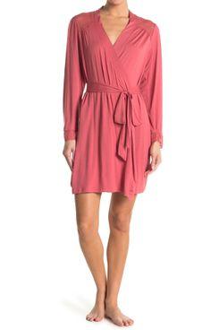 Eberjey Addison Cuff Robe