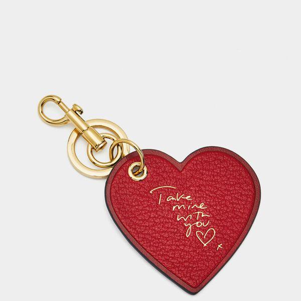 Anya Hindmarch Bespoke Heart Charm