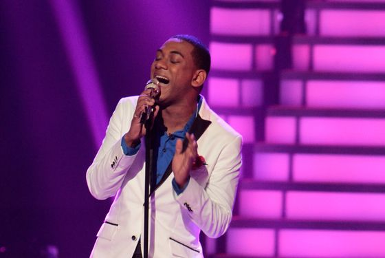 AMERICAN IDOL: Josh Ledet performs in front of the Judges on AMERICAN IDOL airing Wednesday, March 14 (8:00-10:00 PM ET/PT) on FOX. CR: Carin Baer / FOX.