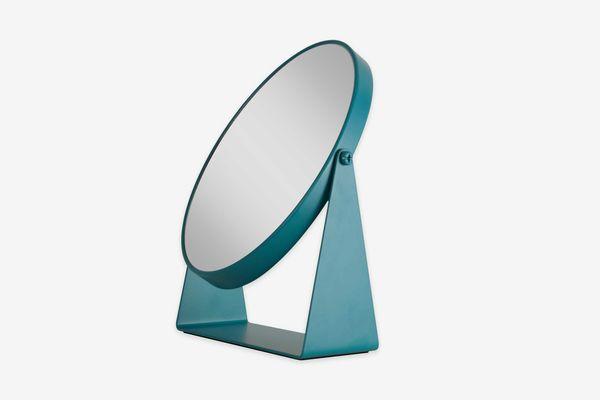 Zadro 1x/5x Two-Sided Oval Vanity Mirror