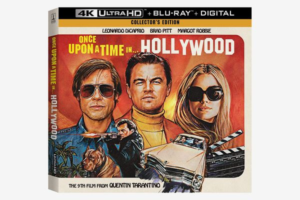 Once Upon a Time in Hollywood: Collector's Edition