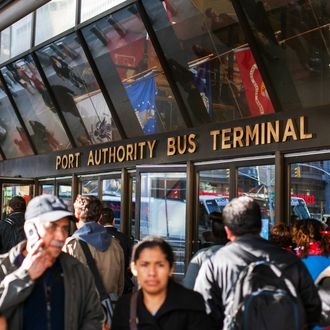 Port Authority Bus Terminal Neglected With Agency Focus on Rail