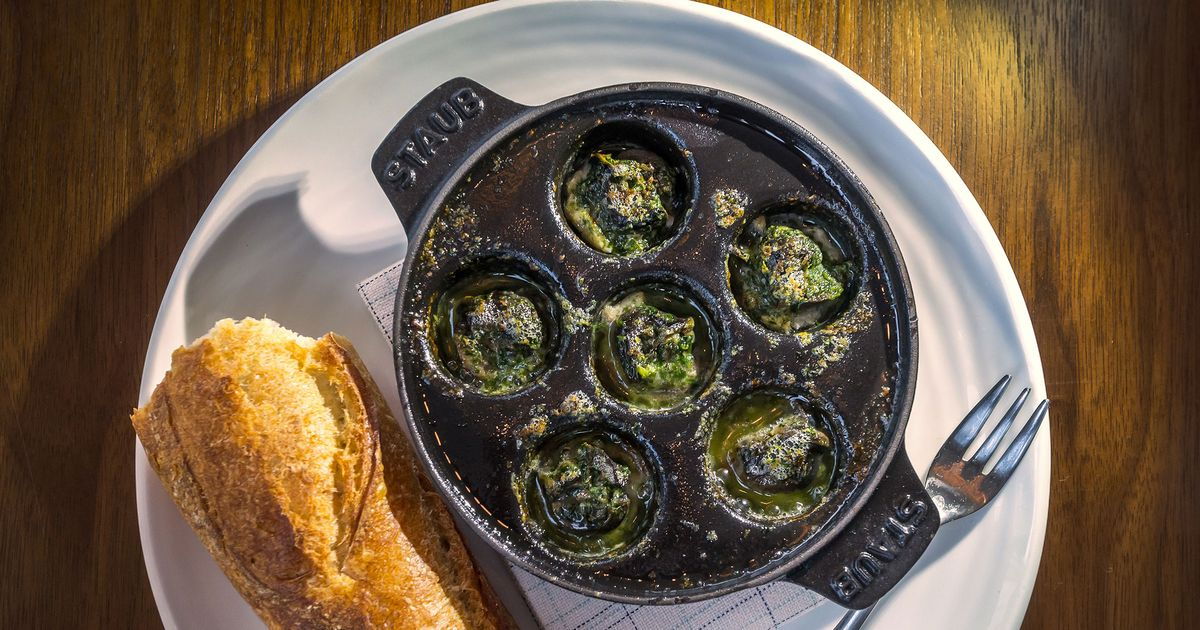 Where to Eat Escargot in NYC