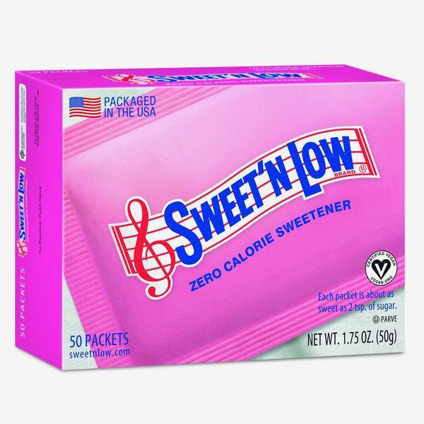 Sweet 'N Low Sweetener (50-Count Box)