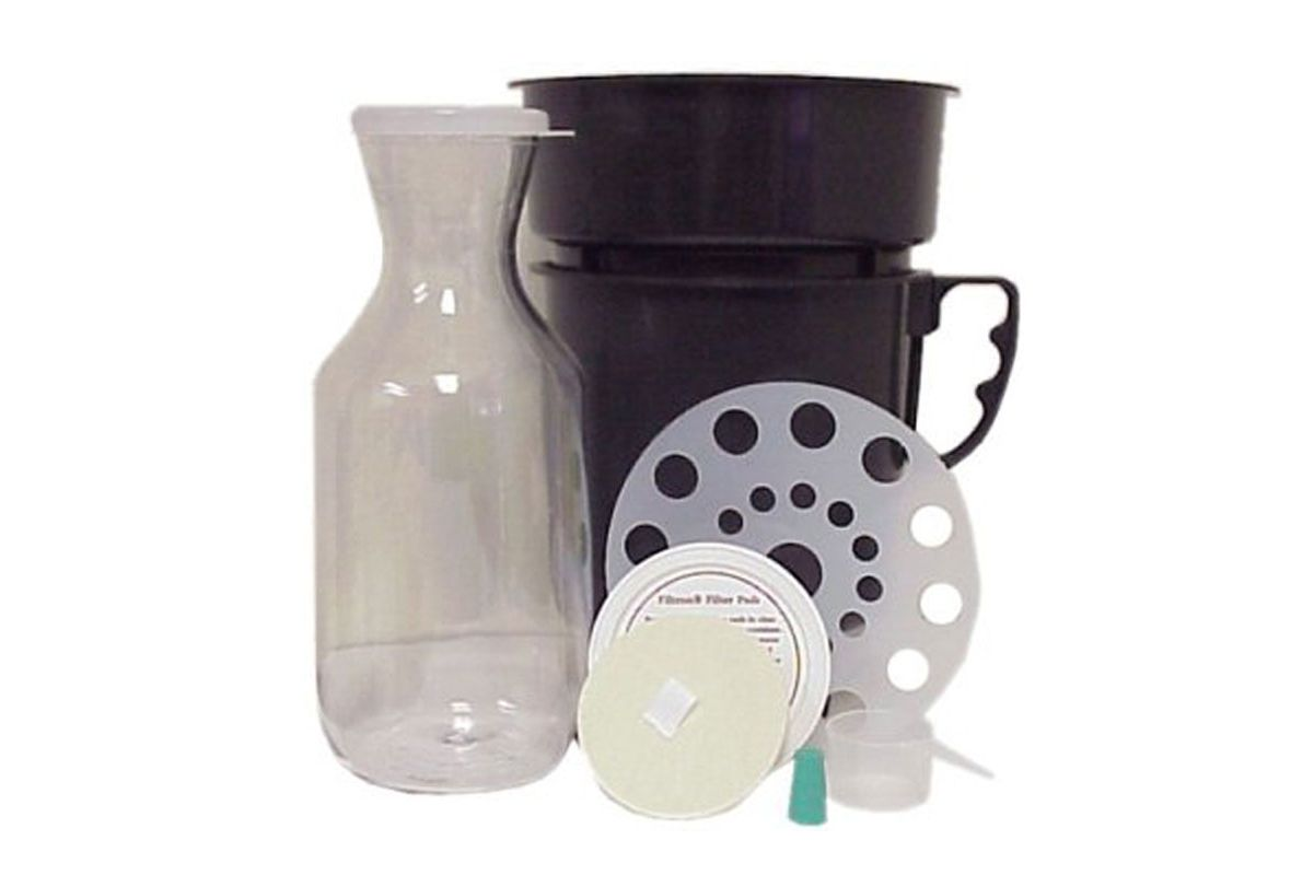 Best Coffee Maker Iced Coffee : Best Iced Coffee Maker for Home Brewing