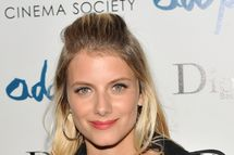 "Writer/director/actress  Melanie Laurent attends the Cinema Society & Dior Beauty  screening of ""The Adopted"" at the Tribeca Grand Hotel on March 28, 2012 in New York City."