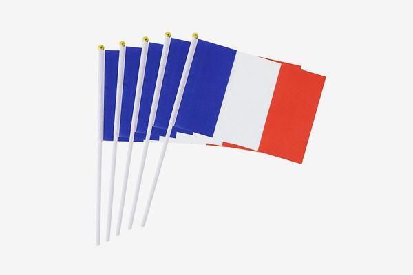 Mini France Flags