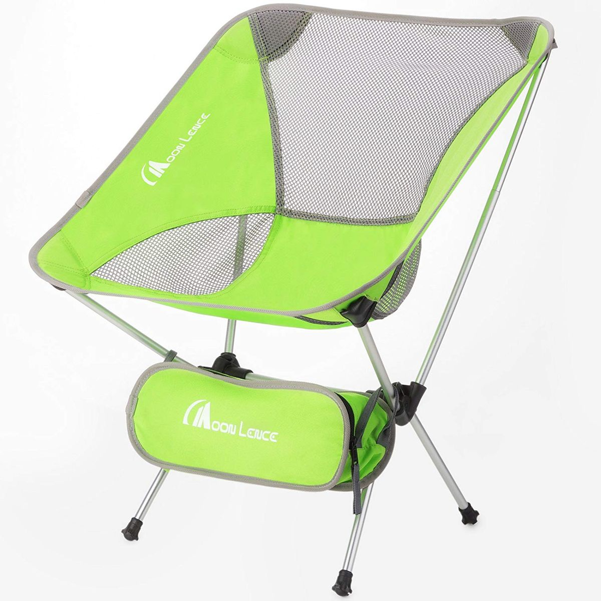 Grey//Green My Little Seat Blue Fish Travel Chair