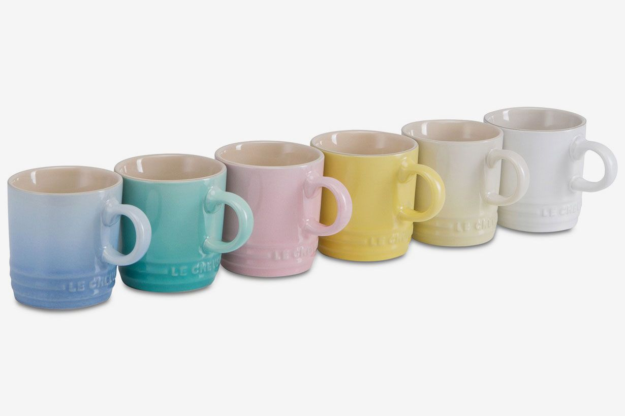 Le Creuset Sorbet Collection 6-Pc. Mugs Set