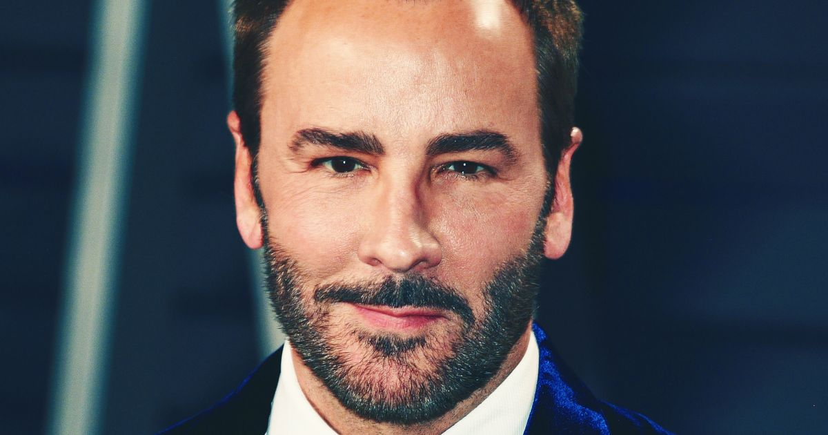 Tom Ford Just Got a Fancy New Addition to His Résumé