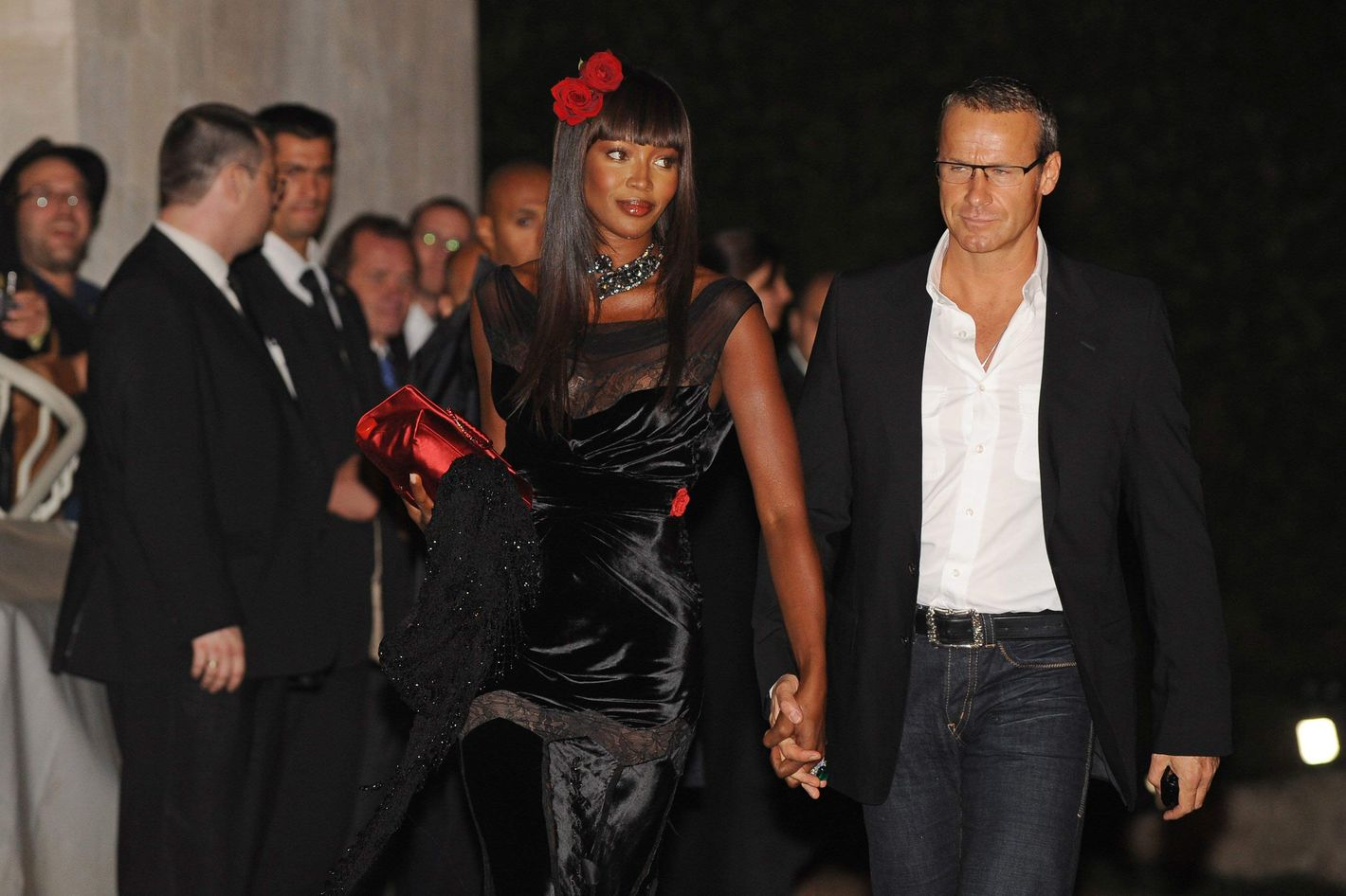 Oligarch Doronin is already making royal gifts to Naomi Campbell 07.11.2010