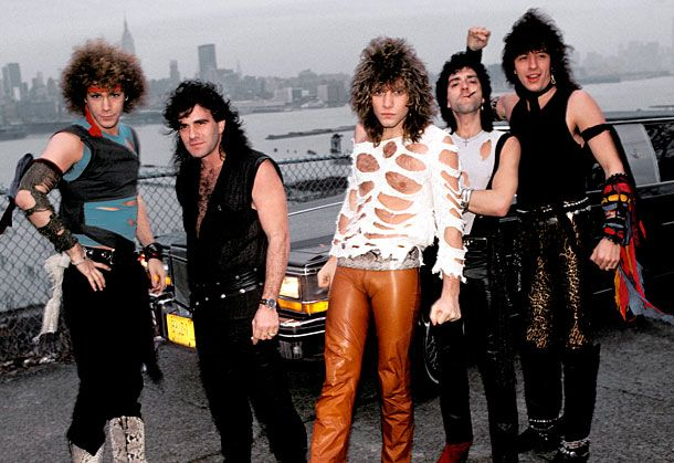 The Fug Girls Look Back At 80s Hair Band Style Vulture