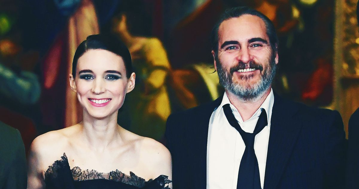 Joaquin Phoenix and Rooney Mara Are Doing Karate Together and Possibly Engaged