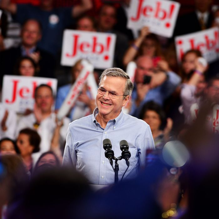 Former Florida Governor Jeb Bush To Announce Presidential Campaign Plans