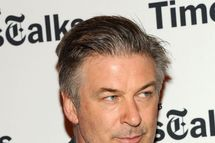 "NEW YORK, NY - APRIL 15:  Actor Alec Baldwin attends TimesTalks Presents: ""The Orphans"" at TheTimesCenter on April 15, 2013 in New York City.  (Photo by Ben Gabbe/Getty Images)"