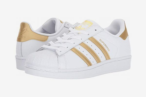 Adidas Originals Kids Superstar Gold (Big Kid)