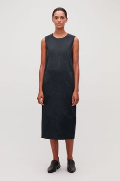 COS Round-Neck Vest Dress