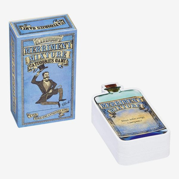 Merriment Mixture Categories Game: The Hilarious Pocket-Sized Card Game of Crazy Categories