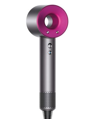 Dyson's first hair dryer, the Supersonic.