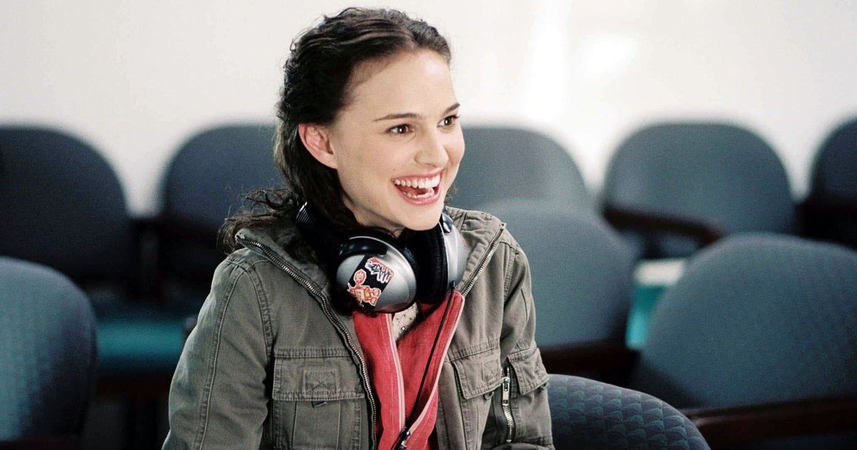 Lovely Natalie Portman Is U0027Insecureu0027 About Garden State    Vulture