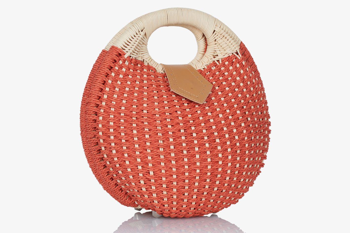 Wicker Bubble Bag