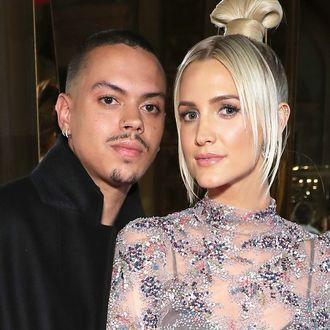 2bd4977e3d4a Ashlee Simpson and Evan Ross Are Making Music Together and, Wow, It's Kind  of Great