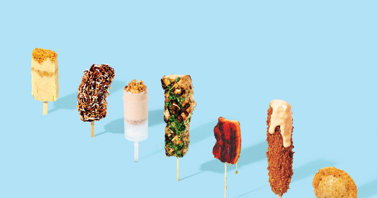 Stick It: Seven Great Foods Served on a Skewer
