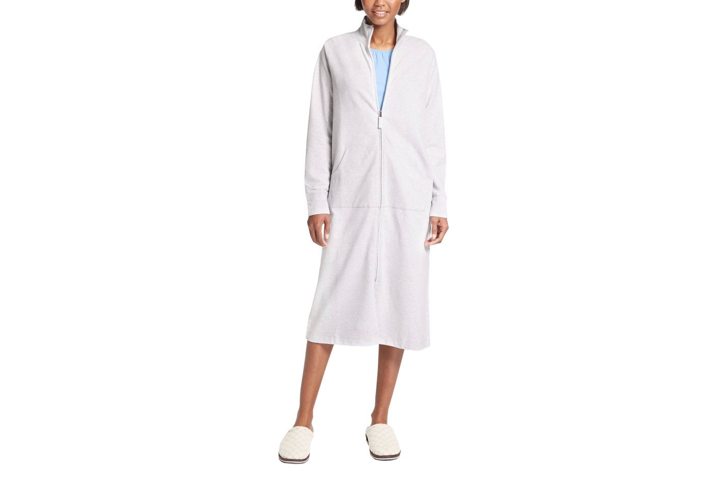 L.L. Bean Ultrasoft Sweatshirt Robe