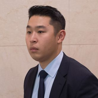 Trial of NYPD Officer Peter Liang