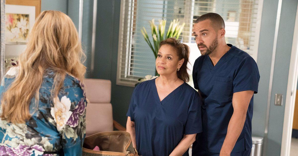 Greys Anatomy Recap Season 14 Episode 16