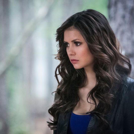 Who is elena hookup on vampire diaries