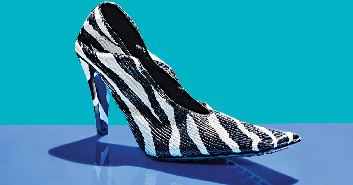Gaze Upon Spring's Most Eye-Catching Shoes