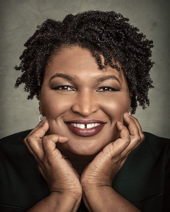 Stacey Abrams for ….